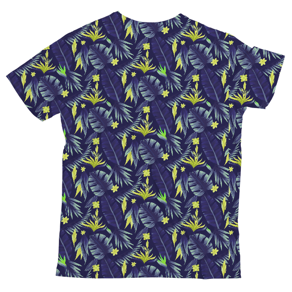 Hawai Abyss Unisex All-Over Print T-Shirt