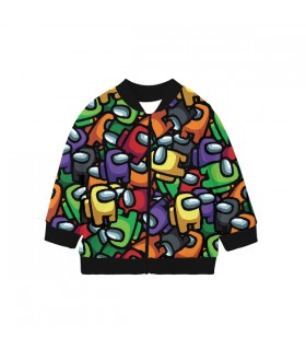 Crewmates Pattern KIDS JACKETS
