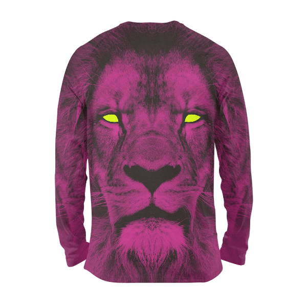 Lion Spark Full Sleeves T-Shirts