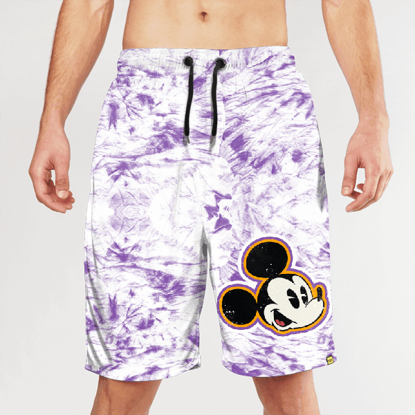 Mickey On A Trip MEN SHORTS