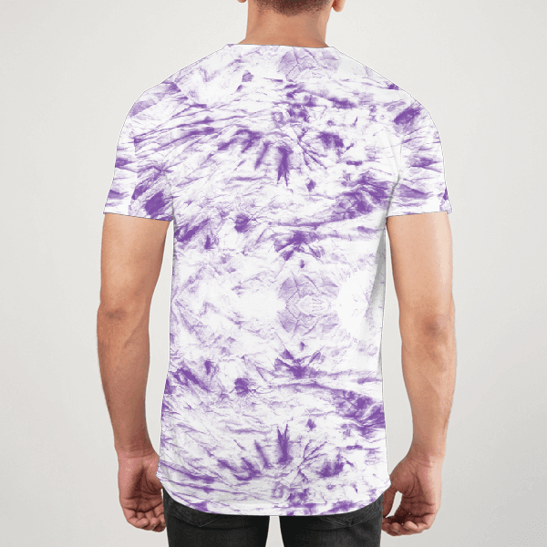 Mickey On A Trip Men ALL-OVER PRINT T-SHIRT