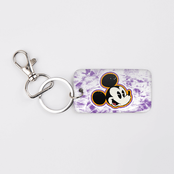 Mickey On A Trip KEYCHAIN