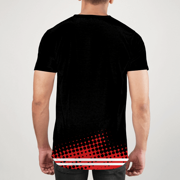 Playstation Men ALL-OVER PRINT T-SHIRT