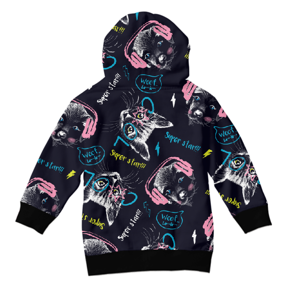 Cats And Doggos KIDS HOODIE