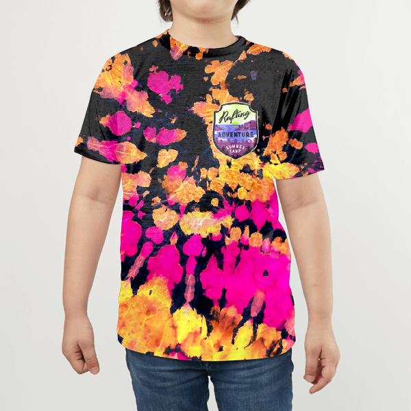 Rafter KIDS ALL-OVER PRINT T-SHIRT