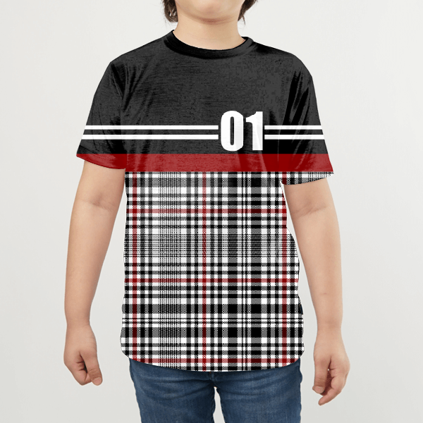 Scooter KIDS ALL-OVER PRINT T-SHIRT