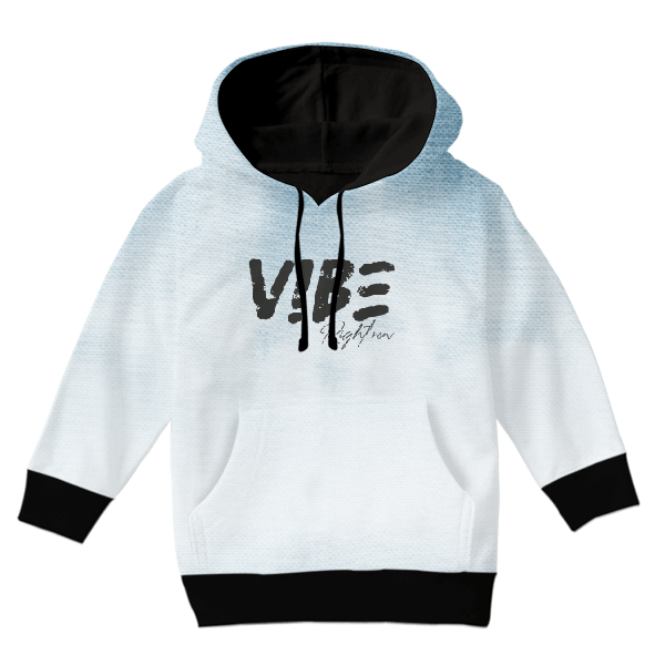 Vibe Right Non KIDS HOODIE