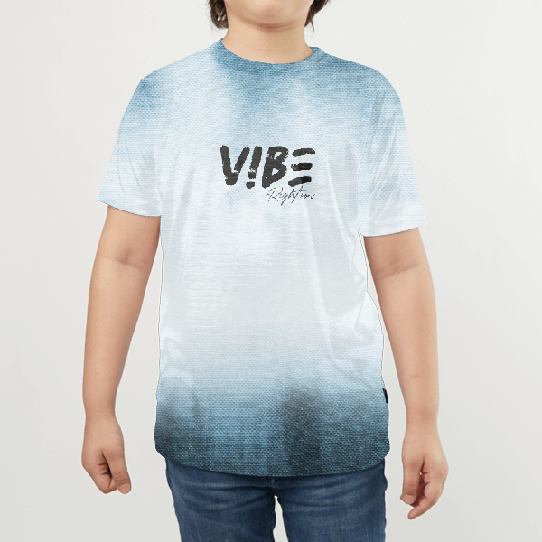 Vibe Right Non KIDS ALL-OVER PRINT T-SHIRT