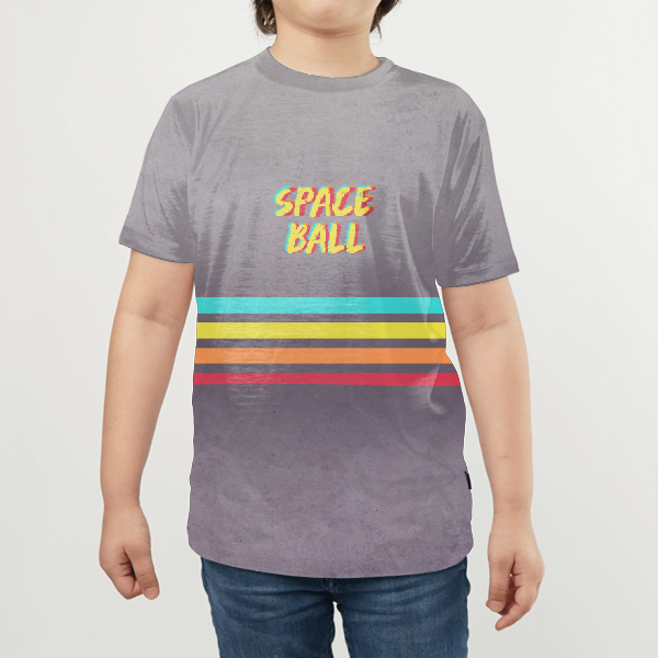 Space Ball KIDS ALL-OVER PRINT T-SHIRT