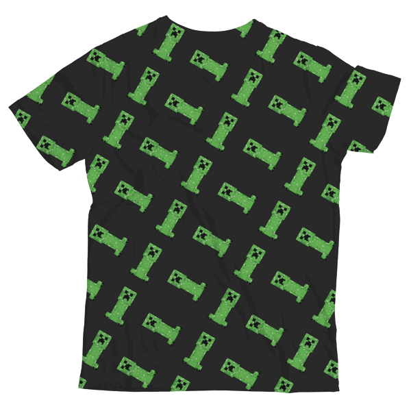 Creeper UNISEX ALL-OVER PRINT T-SHIRT