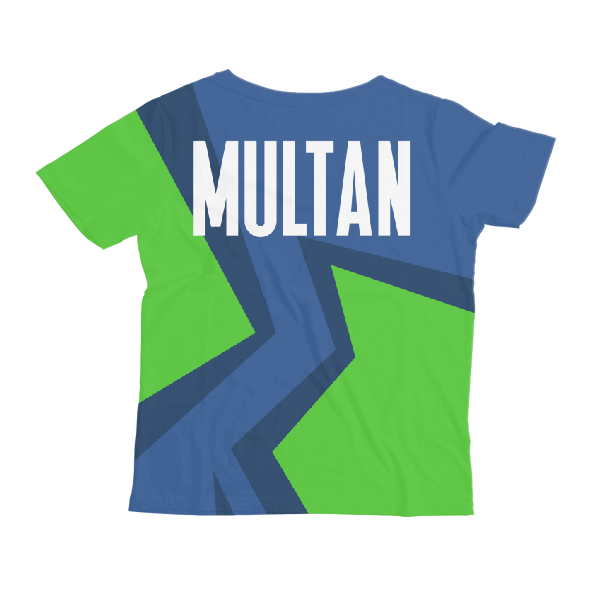 Team Multan KIDS ALL-OVER PRINT T-SHIRT