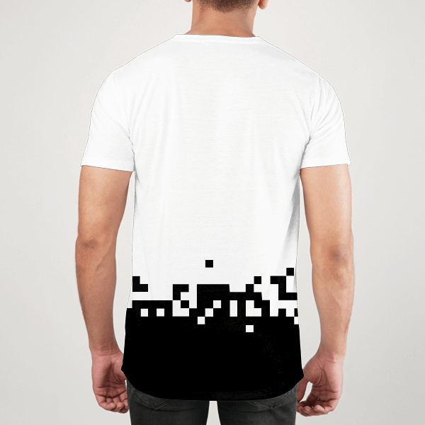 Now Or Never Men ALL-OVER PRINT T-SHIRT