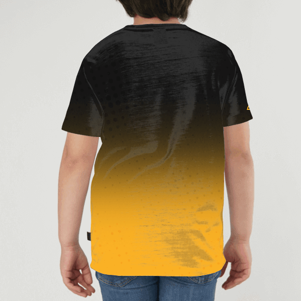 Customized Name KIDS ALL-OVER PRINT T-SHIRT