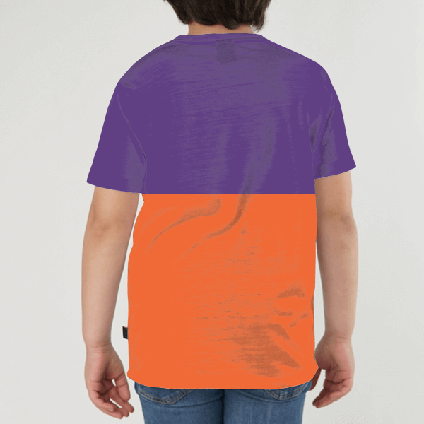 Happy Camper KIDS ALL-OVER PRINT T-SHIRT