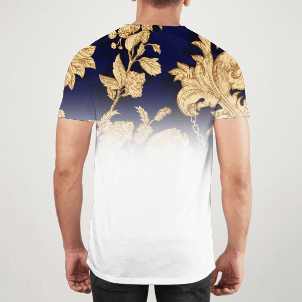 Cuban Roses Men ALL-OVER PRINT T-SHIRT