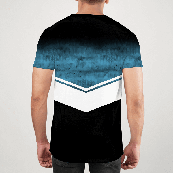 Real Deal Men ALL-OVER PRINT T-SHIRT