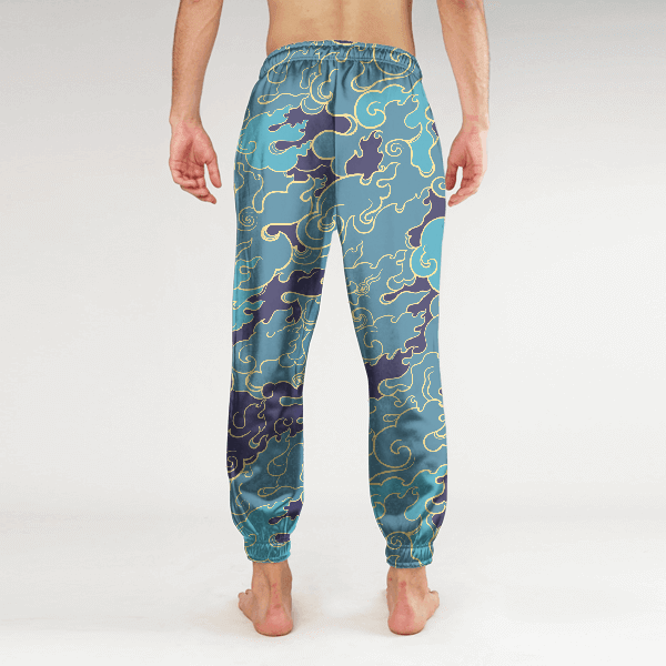 Blue Flamer MEN JOGGER PANT