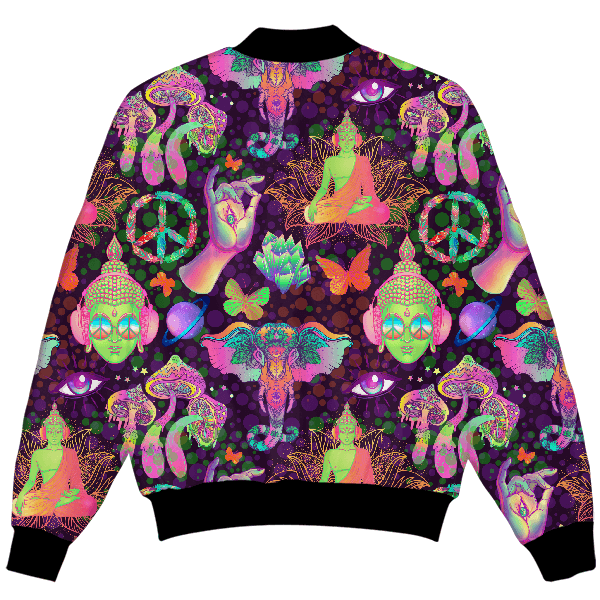 Neon Therapy UNISEX JACKET