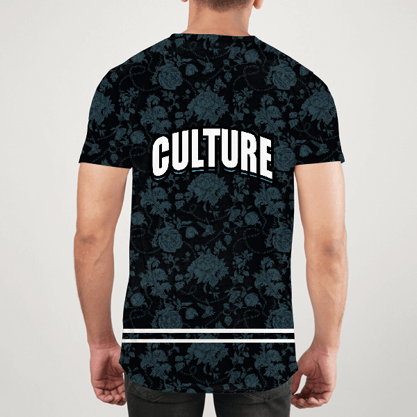 Culture V II Men ALL-OVER PRINT T-SHIRT