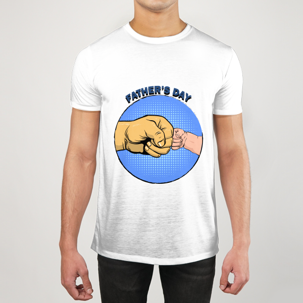 Fathers Day MEN GRAPHIC T-SHIRT
