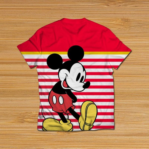Mickey mouse all over printed t-shirt
