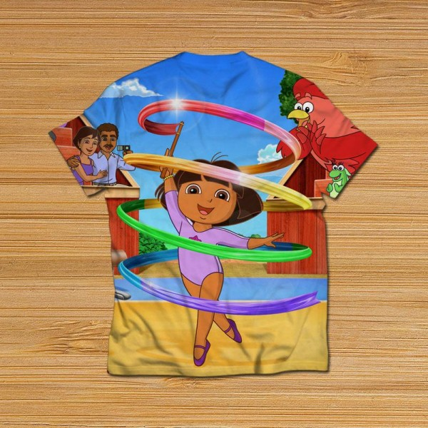 Dora All Over Printed T-shirt