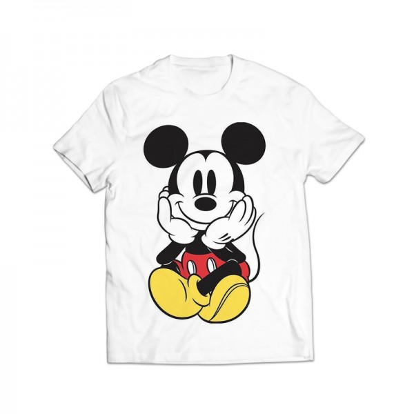 8b0d9da8f6 mickey mouse printed graphic t-shirt Rs.699 Price Online - TheWarehouse