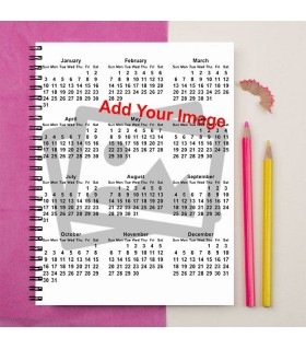 Add Your Image Printed Notebook