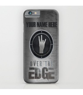 OTE Waqar Zaka Printed mobile cover.