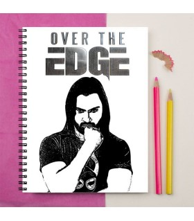 OTE Waqar Zaka art Printed Note Book