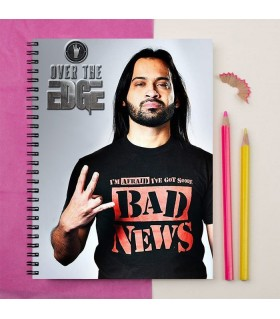 OTE Waqar Zaka Printed Note Book