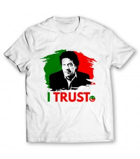 i trust printed graphic t-shirt