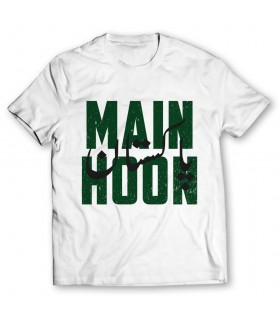 main hoon pakistan printed graphic t-shirt
