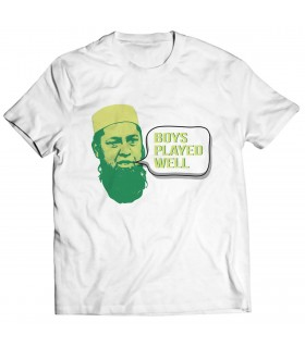 inzamam ul haq printed graphic t-shirt