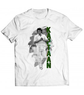 kaptaan printed graphic t-shirt
