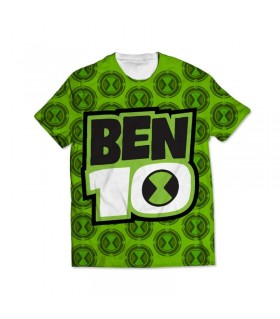 ben 10 all over printed t-shirt