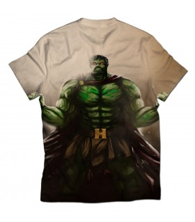 hulk all over printed t-shirt