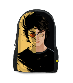 harry potter printed backpacks