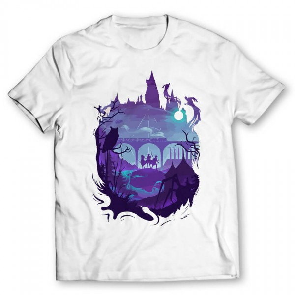 ca9dfecc6 harry potter printed graphic t-shirt Rs.699 Price Online - TheWarehouse