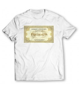 harry potter printed graphic t-shirt