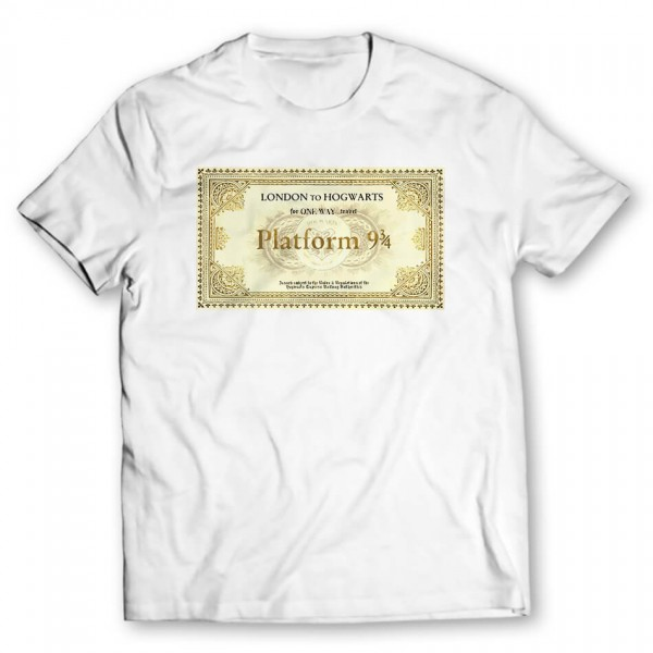 de591be6b harry potter printed graphic t-shirt Rs.699 Price Online - TheWarehouse