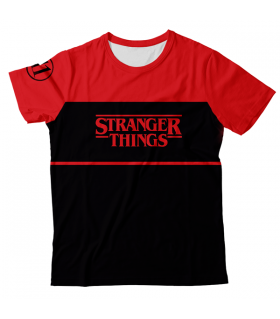 Stranger Things All Over Printed T-Shirt