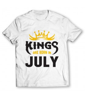 July printed graphic t-shirt