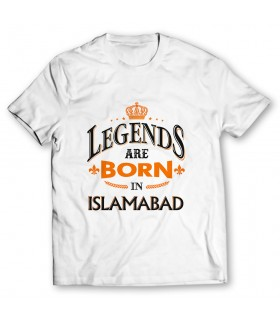 islamabad printed graphic t-shirt