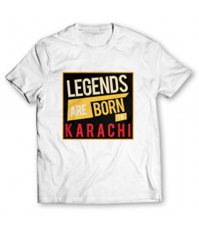karachi printed graphic t-shirt
