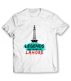 lahore printed graphic t-shirt