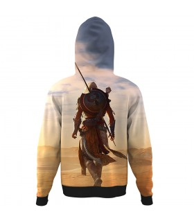 assassins creed origins ALL OVER PRINTED HOODIE