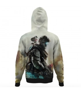 call of duty ALL OVER PRINTED HOODIE