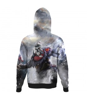 Tusk ALL OVER PRINTED HOODIE
