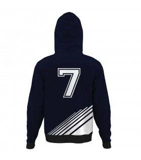 Juventus ALL OVER PRINTED HOODIE